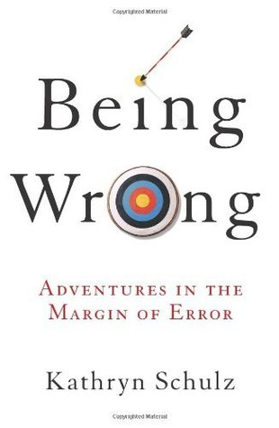 book cover Being Wrong